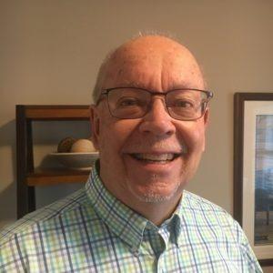 professional photo of Pastor Gary Clark
